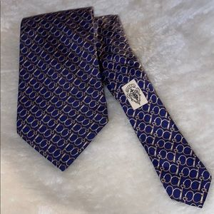 GUCCI Silk Tie Made In Italy